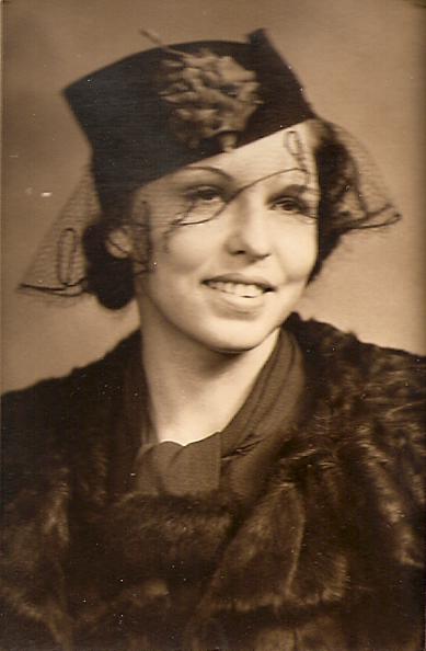 My Grandma Nellie Faye